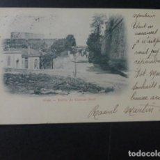 Postales: ORAN ARGEL EL CASTILLO NUEVO. Lote 191279250