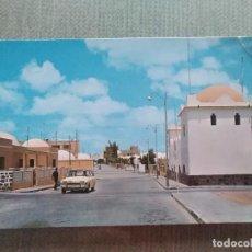 Postales: POSTAL SAHARA - VENIDA DEL EJERCITO. Lote 191339605