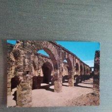 Postales: POSTAL SAHARA RUINAS DE LA MEZQUITA. Lote 191339811