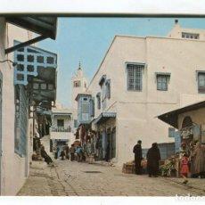 Postales: TUNEZ SIDI BOU SAID EDICIONES KAHIA TUNEZ SIN ESCRIBIR. Lote 191406276