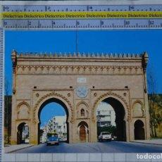 Postales: POSTAL DE MARRUECOS. RABAT PORTE DES AMBASSADERUS. 1364. Lote 191935740