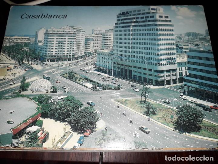 Nº 35101 POSTAL MARRUECOS CASABLANCA (Postales - Postales Extranjero - África)