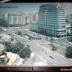 Postales: Nº 35101 POSTAL MARRUECOS CASABLANCA. Lote 192022985