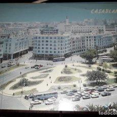 Postales: Nº 35108 POSTAL MARRUECOS CASABLANCA. Lote 192023367