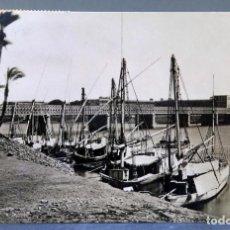 Postales: POSTAL EGIPTO CAIRO BRIDGE OF KARS EL NIL GK CIRCULADA SELLO 1912. Lote 193703632