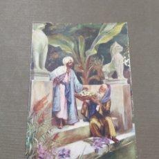 Postales: C.R. RAPHAEL TUCK & SONS ,OILETTE, COLECCIÓN WIDE WIDE WORLD. MARRUECOS. Lote 194120518