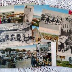 Postales: W.- 26.- LOTE DE -- 14 -- POSTALES DE -- TANGER -- DIFERENTES LUGARES DE LA POBLACION , VER FOTOS . Lote 194218421