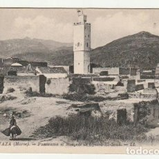 Postales: POSTAL TAZA MARRUECOS ESCRITA EN 1921 - -R-8. Lote 194236736