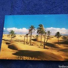 Postales: POSTAL DESIERTO DEL SAJARA. Lote 194299372