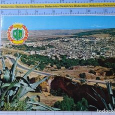 Postales: POSTAL DE MARRUECOS. VISTA GENERAL DE LA MEDINA DE FEZ. 2820. Lote 194538417