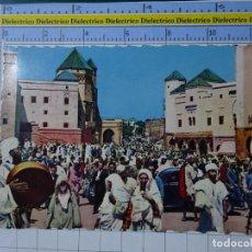 Postales: POSTAL DE MARRUECOS. CASABLANCA. 2821. Lote 194538446