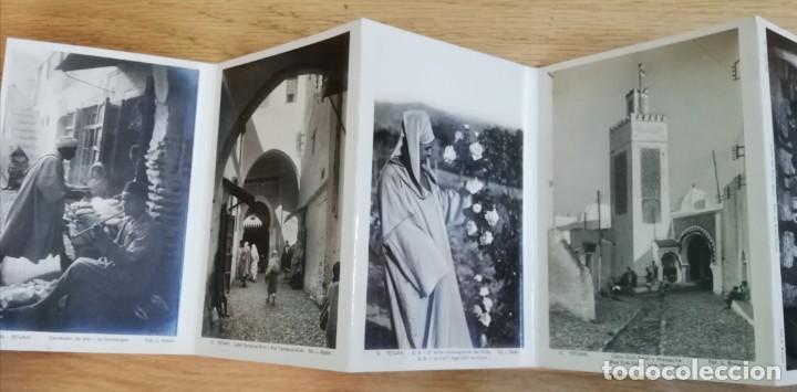 Postales: 10 Postales antiguas de TETUAN en fuelle. - Foto 2 - 194779380