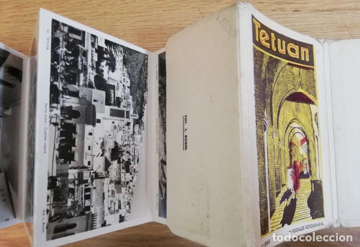 Postales: 10 Postales antiguas de TETUAN en fuelle. - Foto 4 - 194779380