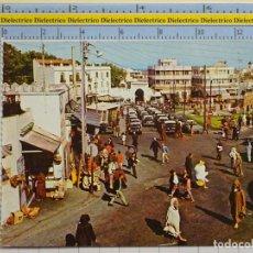 Postales: POSTAL DE MARRUECOS. AÑO 1974. TANGER EL ZOCO GRANDE. 71. Lote 194889245