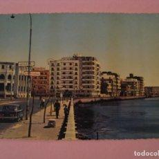 Postales: POSTAL DE EGIPTO. SUEZ. CORNICHE. ED. KRUGER.. Lote 195133531