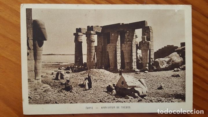 Postales: LOTE DE 4 ANTIGUAS TARJETAS POSTALES DE EGYPTO. SIN CIRCULAR. AÑOS 20-30. - Foto 4 - 195302616