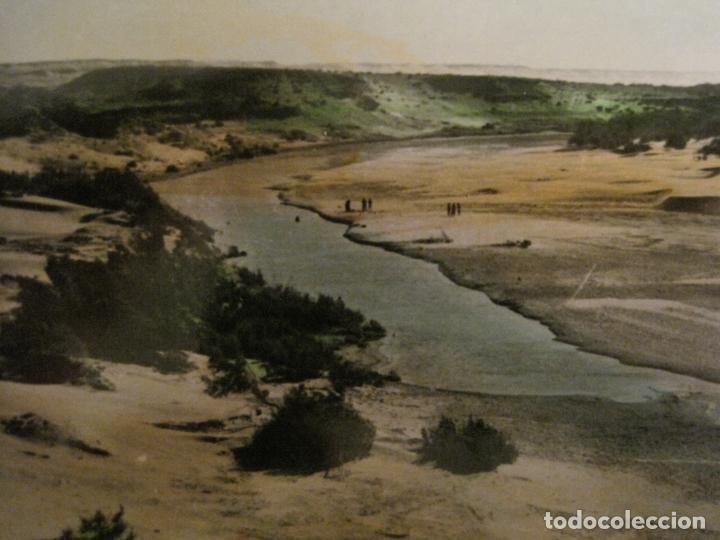 Postales: AAIUN-SAHARA ESPAÑOL-9-FOTO A.DE PORRAS-POSTAL FOTOGRAFICA ANTIGUA-(68.174) - Foto 2 - 195308671