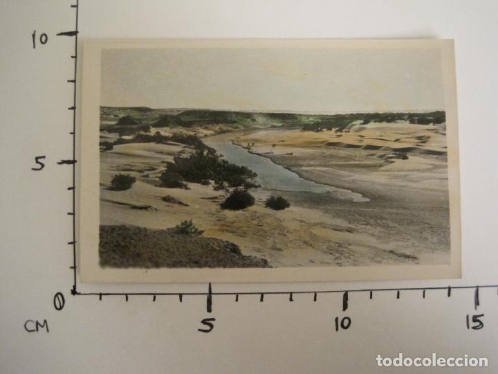 Postales: AAIUN-SAHARA ESPAÑOL-9-FOTO A.DE PORRAS-POSTAL FOTOGRAFICA ANTIGUA-(68.174) - Foto 5 - 195308671