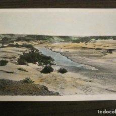Postales: AAIUN-SAHARA ESPAÑOL-9-FOTO A.DE PORRAS-POSTAL FOTOGRAFICA ANTIGUA-(68.174). Lote 195308671