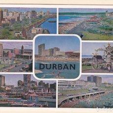 Postales: POSTAL DURBAN (SUDAFRICA). Lote 195516606