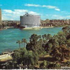 Postales: == B1600 - POSTAL - CAIRO - MERIDIAN HOTEL . Lote 195552871