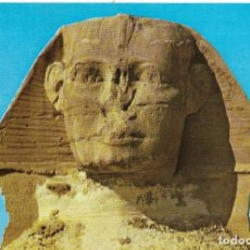 Postales: == PN1412 - POSTAL - THE HEAD OF THE FAMOUS SPHINX. Lote 197485047