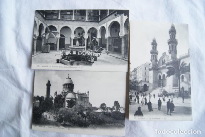 Postales: ALGER ARGELIA LOTE DE 20 POSTALES ARABES COSTUMBRES S19 - Foto 3 - 197944711