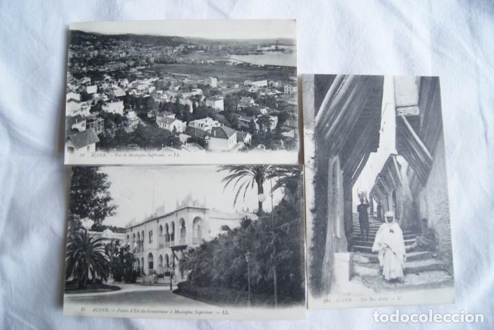 Postales: ALGER ARGELIA LOTE DE 20 POSTALES ARABES COSTUMBRES S19 - Foto 4 - 197944711