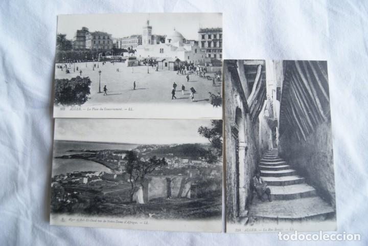 Postales: ALGER ARGELIA LOTE DE 20 POSTALES ARABES COSTUMBRES S19 - Foto 5 - 197944711