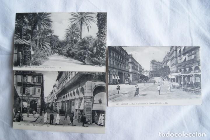 Postales: ALGER ARGELIA LOTE DE 20 POSTALES ARABES COSTUMBRES S19 - Foto 6 - 197944711