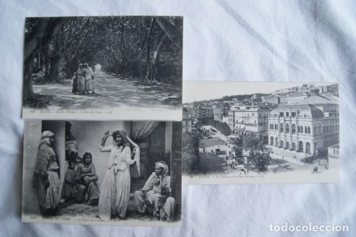 Postales: ALGER ARGELIA LOTE DE 20 POSTALES ARABES COSTUMBRES S19 - Foto 7 - 197944711