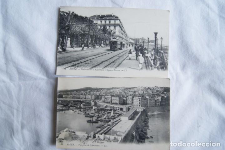 Postales: ALGER ARGELIA LOTE DE 20 POSTALES ARABES COSTUMBRES S19 - Foto 8 - 197944711