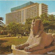 Postales: == PP277 - POSTAL - CAIRO - THE NILE HILTON HOTEL. Lote 198054815