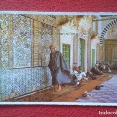 Postales: POSTAL POST CARD MAGREB TÚNEZ TUNISIA TUNISIE TUNIS KAIROUAN MOSQUÉE SIDI SAHBI MEZQUITA MOSQUE...... Lote 198612740
