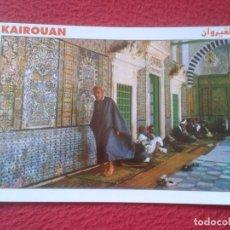 Postales: POSTAL POST CARD MAGREB TÚNEZ TUNISIA TUNISIE TUNIS KAIROUAN MOSQUÉE SIDI SAHBI MEZQUITA MOSQUE...... Lote 198613113