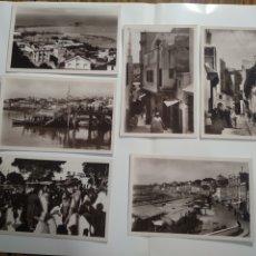 Postales: LOTE DE 6 POSTALES DE TÁNGER. Lote 199064537