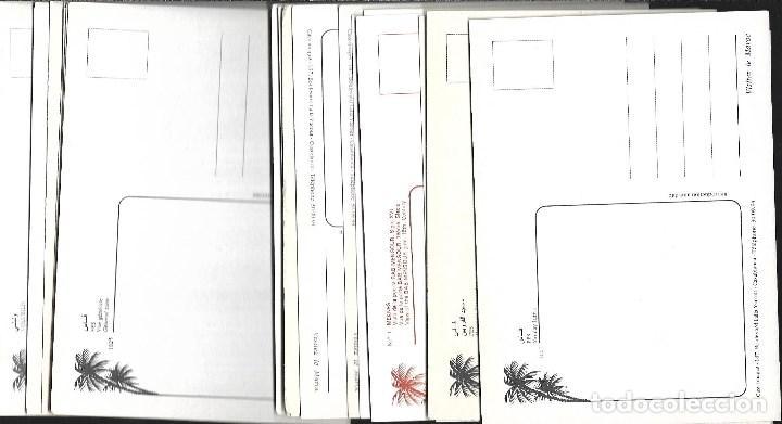Postales: BONITO LOTE DE 24 POSTALES ANTIGUAS DE MARRUECOS, SIN CIRCULAR. TODAS NUEVAS - Foto 13 - 204147036