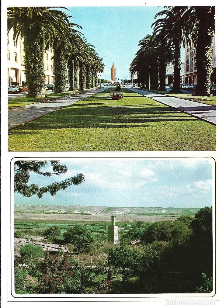 Postales: BONITO LOTE DE 10 POSTALES ANTIGUAS DE MARRUECOS, SIN CIRCULAR. TODAS NUEVAS - Foto 5 - 204163893