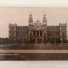 Postales: TARJETA POSTAL DE PRETORIA, PALACE OF JUSTICE.. Lote 205258521