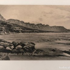 Postales: TARJETA POSTAL DE CHE TWELVE APOSTLES AND CAMP'S BAY, C.C.. Lote 205258968