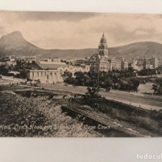 Postales: TARJETA POSTAL DE CAPE TOWN, CITY HALLLION HEAD AND SIGNAL HILL.. Lote 205259098