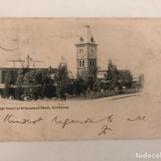 Postales: TARJETA POSTAL DE KIMBERLEY, HIGH COURT OF GRIQUALAND WEST.. Lote 205259558