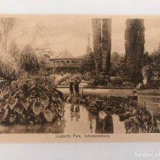 Postales: TARJETA POSTAL DE JOHANNESBURG, JOUBERTS PARK.. Lote 205259667