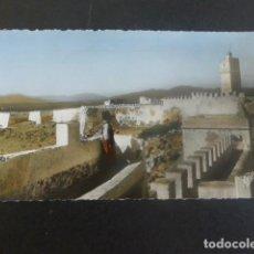 Postales: AGADIR MARRUECOS LA CASBAH. Lote 205279817