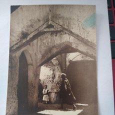 Postales: POSTAL FOTOGRÁFICA TETUÁN. YASNA QUEBIN. GARCIA FOTÓGRAFO.. Lote 205409922