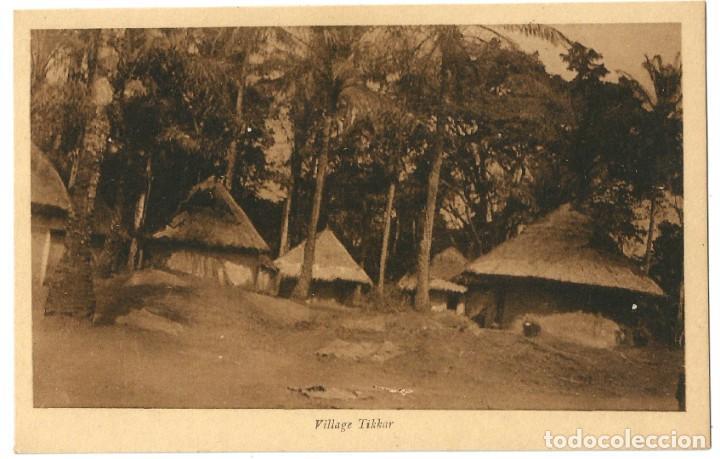 AFRIQUE OCCIDENTAL FRANÇAIS - BANDJOUN - CAMERÚN - 1906 (Postales - Postales Extranjero - África)