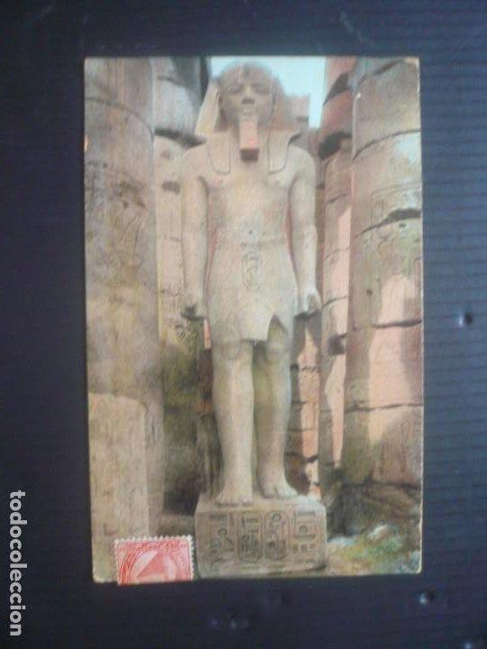 EL CAIRO-LICHTENSTERN & HARARI. (Postales - Postales Extranjero - África)