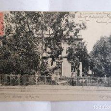 Postales: POSTAL ORAN - CIRCULO MILITAR, ESCRITA 1904. Lote 206510485