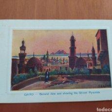 Postales: POSTAL ANTIGUA DE EL CAIRO. Lote 207077977