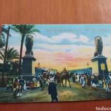 Postales: POSTAL ANTIGUA DE EGIPTO. Lote 207078613